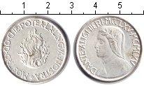 Изображение Монеты Италия жетон 0   Данте Алигьери