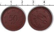 Изображение Монеты Саксония 50 пфеннигов 1921 Керамика UNC- нотгельд