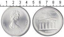 Изображение Монеты Канада 10 долларов 1974 Серебро UNC- Елизавета II. XXI Ол