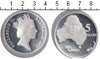 Изображение Монеты Австралия 5 долларов 1993 Серебро Proof- Елизавета II. Авель