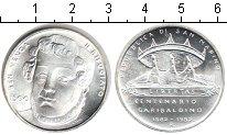 Изображение Монеты Сан-Марино 500 лир 1982 Серебро UNC- Бен Венга