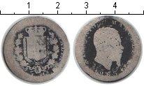 Изображение Монеты Италия 1 лира 1863 Серебро  Витторио Имануил II