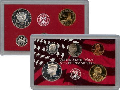 Изображение Подарочные наборы США Выпуск монет 2006 2006