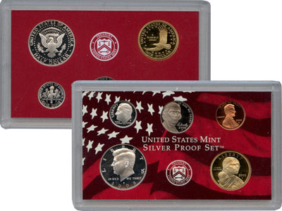 Изображение Подарочные монеты США Выпуск монет 2008 2008  Proof