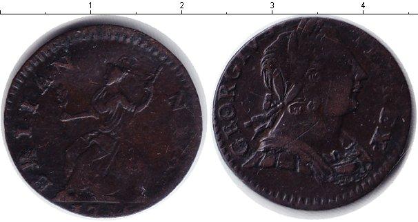 Картинка Монеты Великобритания 1 фартинг Медь 0