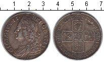 Изображение Монеты Великобритания 1/2 кроны 1746 Серебро VF