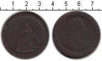 Изображение Монеты Великобритания 2 пенса 1797 Медь VF