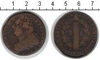 Изображение Монеты Франция 2 соля 1792 Медь  Людовик XVI. W