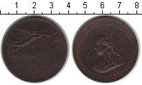 Изображение Монеты Великобритания жетон 1897 Медь