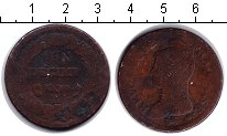Изображение Монеты Франция 1 десим 0 Медь