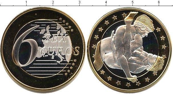 Евроценты секс монеты
