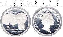 Изображение Монеты Австралия 5 долларов 1994 Серебро Proof- Елизавета II. Чарльз