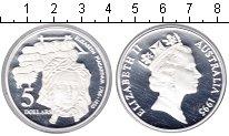 Изображение Монеты Австралия 5 долларов 1995 Серебро Proof-