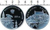 Изображение Монеты Польша 20 злотых 2008 Серебро Proof- Казимир Дольни