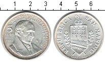 Изображение Монеты Сан-Марино 5 евро 2004 Серебро UNC-