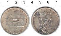 Изображение Монеты Норвегия 10 крон 1964 Серебро XF Эйдсволле