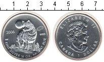 Изображение Мелочь Канада 1 доллар 2006 Серебро UNC