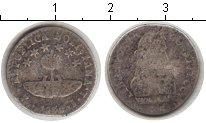 Изображение Монеты Боливия 1/2 соля 1830 Серебро  KM# 93.2a
