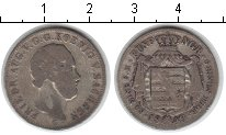 Изображение Монеты Саксония 1/6 талера 1843 Серебро VF
