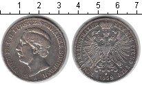 Изображение Монеты Шварцбург-Зондерхаузен 1 талер 1859 Серебро  Гюнтер II.