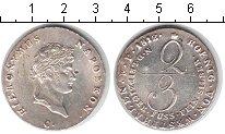 Изображение Монеты Вестфалия 2/3 талера 1812 Серебро XF