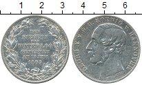 Изображение Монеты Ганновер 1 талер 1865 Серебро XF Георг