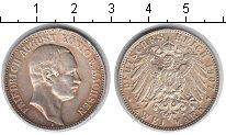 Изображение Монеты Германия Саксония 2 марки 1907 Серебро XF