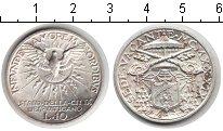 Изображение Монеты Ватикан 10 лир 1939 Серебро XF Вакантный престол
