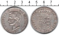 Изображение Монеты Италия 120 гран 1859 Серебро  Франциск II. Сицилия