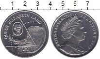 Изображение Мелочь Антарктика 2 фунта 2013 Медно-никель UNC Земля королевы Елиза