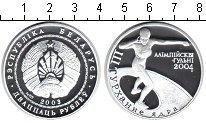 Изображение Монеты Беларусь 20 рублей 2003 Серебро Proof- Олимпийские игры 200