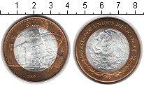 Изображение Монеты Мексика 100 песо 2006 Биметалл UNC- Штат Морелос