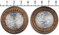 Изображение Монеты Мексика 100 песо 2006 Биметалл UNC- Гуэрреро