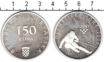 Изображение Монеты Хорватия 150 кун 2006 Серебро Proof-