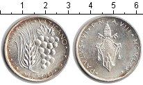 Изображение Монеты Ватикан 500 лир 1970 Медь XF
