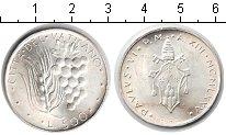 Изображение Монеты Ватикан 500 лир 1970 Медь UNC-