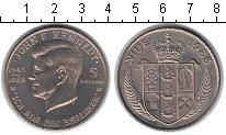 Изображение Монеты Ниуэ 5 долларов 1988 Медно-никель UNC- Джон Кеннеди