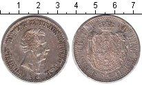 Изображение Монеты Брауншвайг-Вольфенбюттель 1 талер 1841 Серебро XF