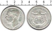 Изображение Монеты Люксембург 100 франков 1964 Серебро XF Великий герцог Жан.