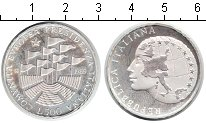 Изображение Монеты Италия 500 лир 1985 Серебро XF Председательство Ита