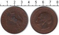 Изображение Монеты Вестфалия 10 марок 1921 Медь XF Фон Штейн.