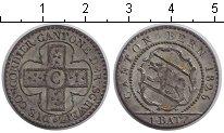Изображение Монеты Швейцария 1 батзен 1826 Серебро XF