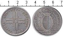 Изображение Монеты Швейцария Люцерн 20 батзен 1795 Серебро XF