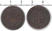 Изображение Монеты Швейцария 2 крейцера 1789 Серебро