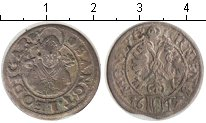 Изображение Монеты Швейцария 1 шиллинг 1647 Серебро  Кантон Люцерн