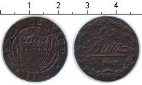 Изображение Монеты Вауд 5 рапп 1802 Медь XF