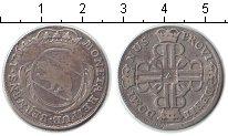 Изображение Монеты Швейцария 20 крейцеров 1764 Серебро VF