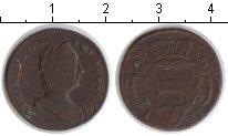 Изображение Монеты Австрия 1 крейцер 1765 Медь