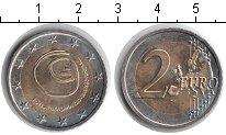 Изображение Мелочь Словения 2 евро 2013 Биметалл UNC-