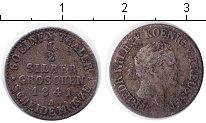 Изображение Монеты Пруссия 1/2 гроша 1841 Серебро